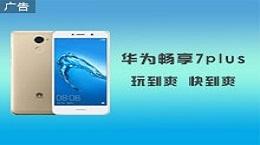 华为畅享7 plus(TRT-TL10)32G